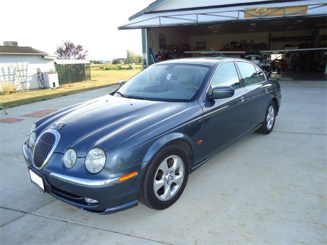 2001 Jaguar S-Type (CC-1377875) for sale in TOLEDO, Washington