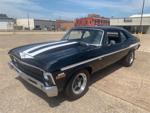 1971 Chevrolet Nova (CC-1377879) for sale in Denison, Texas