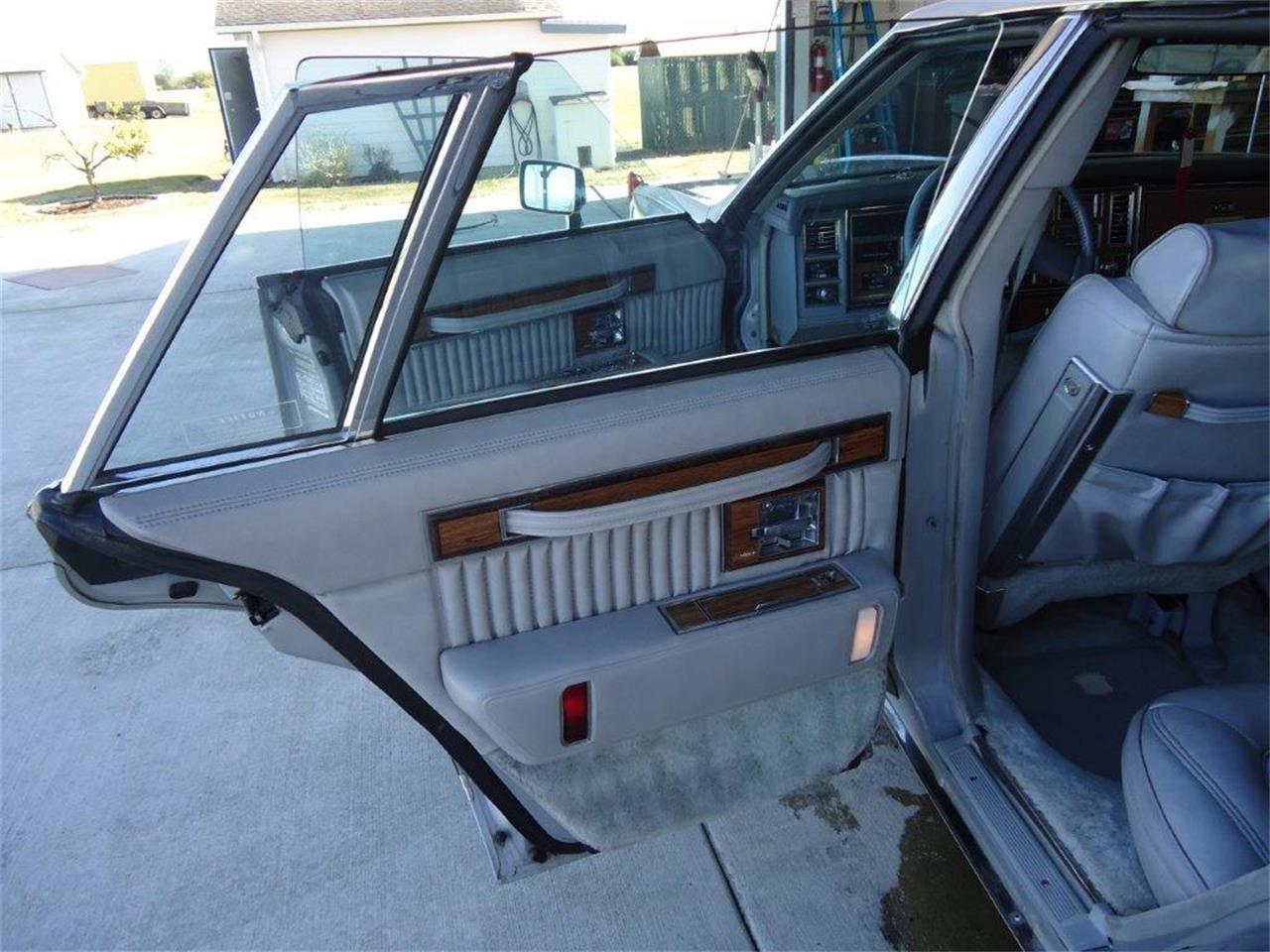 1982 Cadillac Seville (CC-1377880) for sale in TOLEDO, Washington