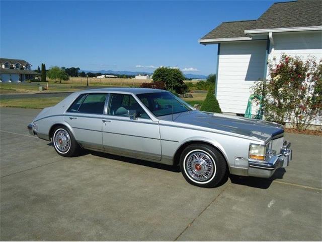 1982 Cadillac Seville (CC-1377880) for sale in TOLEDO, Washington