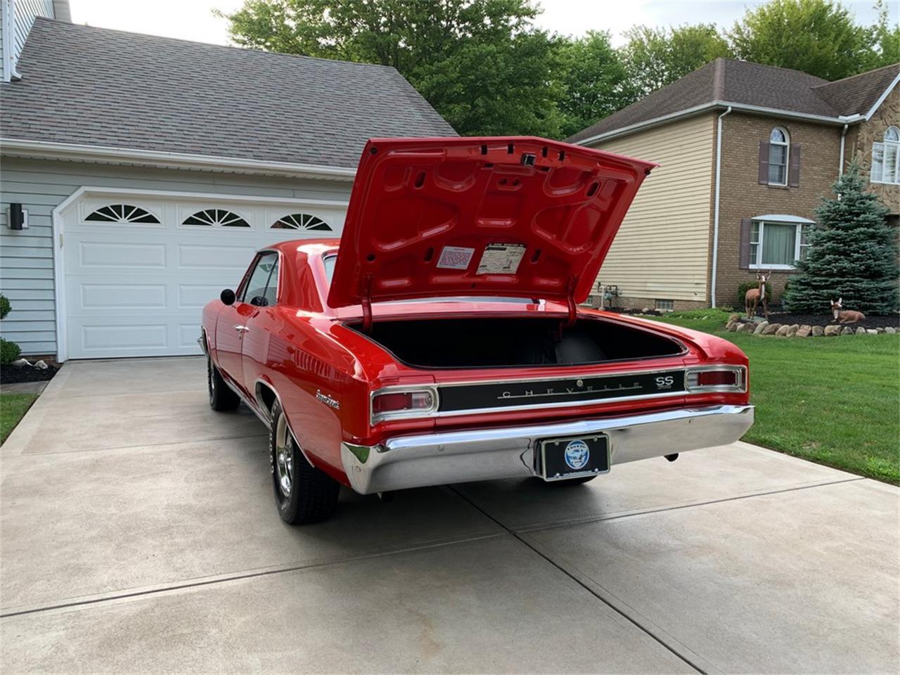 1966 Chevrolet Chevelle SS (CC-1377885) for sale in North Royalton, Ohio