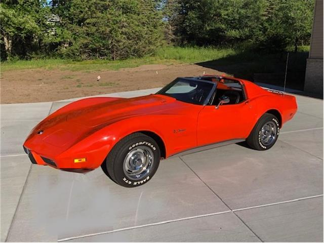 1975 Chevrolet Corvette Stingray (CC-1377900) for sale in Andover, Minnesota