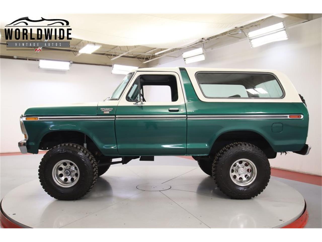 1979 Ford Bronco (CC-1377920) for sale in Denver , Colorado
