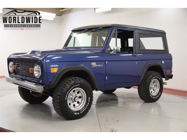 1968 Ford Bronco (CC-1377922) for sale in Denver , Colorado