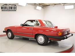 1986 Mercedes-Benz 560SL (CC-1377923) for sale in Denver , Colorado