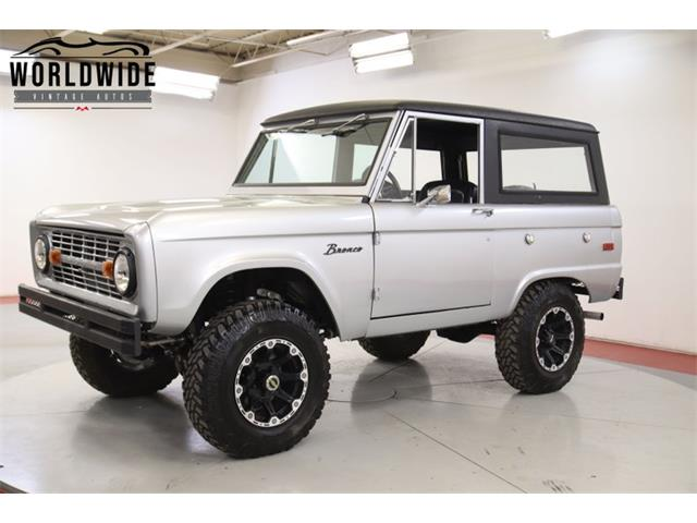 1976 Ford Bronco (CC-1377926) for sale in Denver , Colorado
