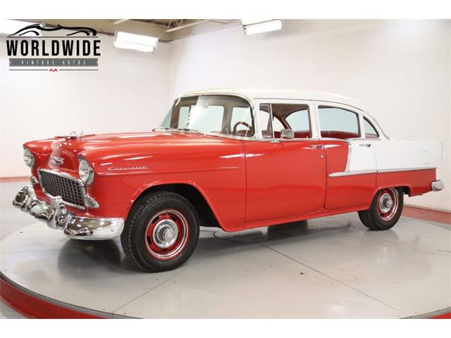 1955 Chevrolet 210 (CC-1377932) for sale in Denver , Colorado