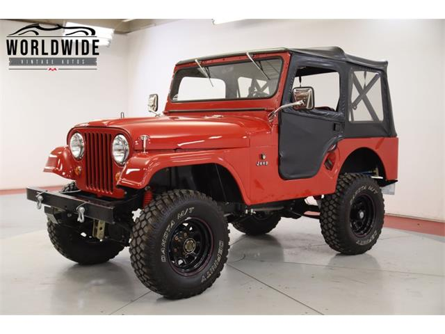 1965 Jeep CJ5 (CC-1377934) for sale in Denver , Colorado