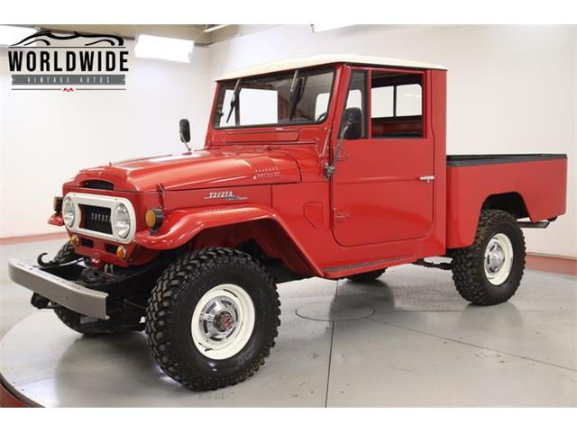 1964 Toyota Land Cruiser FJ (CC-1377937) for sale in Denver , Colorado