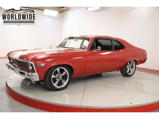 1968 Chevrolet Nova (CC-1377940) for sale in Denver , Colorado