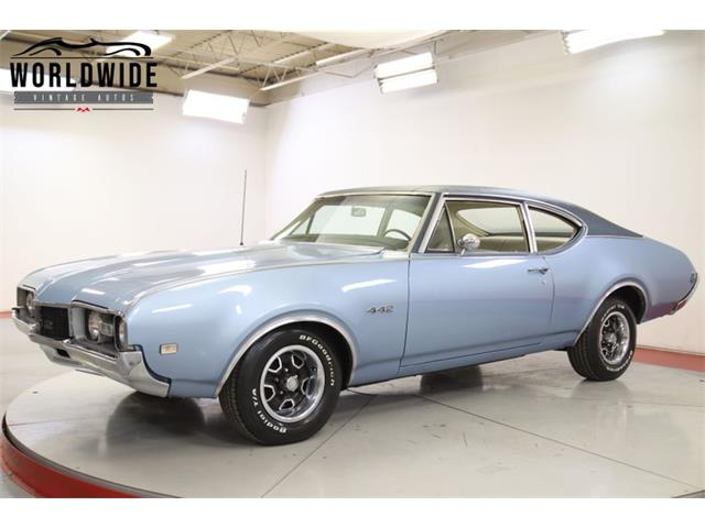 1968 Oldsmobile 442 (CC-1377941) for sale in Denver , Colorado