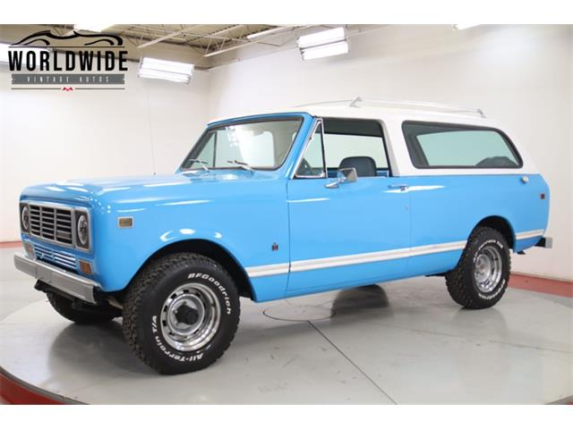 1976 International Scout (CC-1377942) for sale in Denver , Colorado