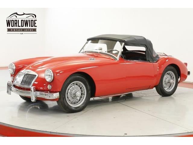 1959 MG MGA (CC-1377944) for sale in Denver , Colorado