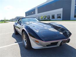 1978 Chevrolet Corvette (CC-1377974) for sale in O'Fallon, Illinois