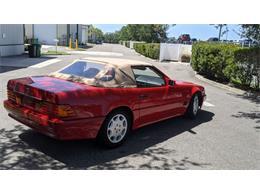 1991 Mercedes-Benz 500SL (CC-1377981) for sale in Palmetto, Florida