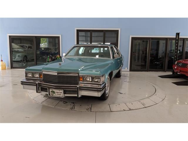 1979 Cadillac Fleetwood (CC-1377982) for sale in Palmetto, Florida