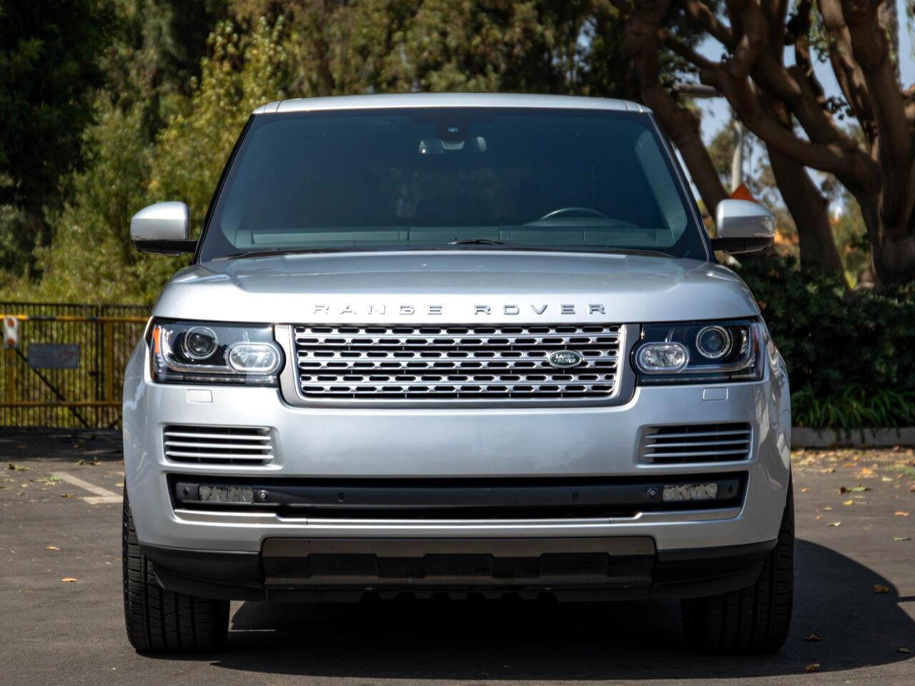2015 Land Rover Range Rover (CC-1377993) for sale in Marina Del Rey, California