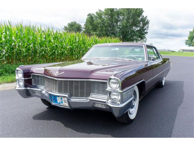 1965 Cadillac Coupe (CC-1377994) for sale in Saratoga Springs, New York