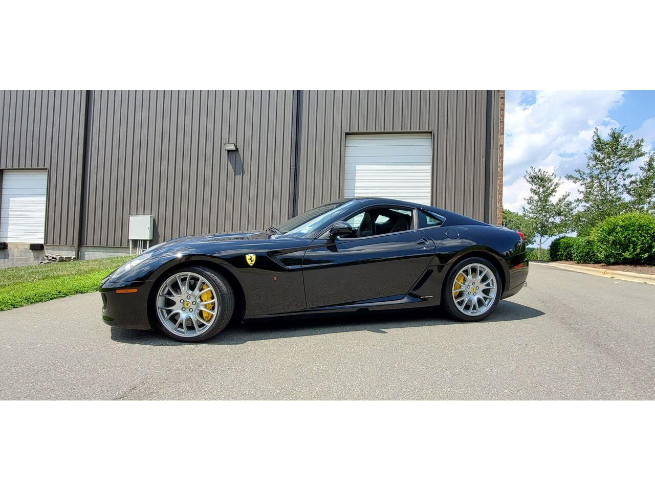 2007 Ferrari 599 (CC-1377996) for sale in Charlotte, North Carolina