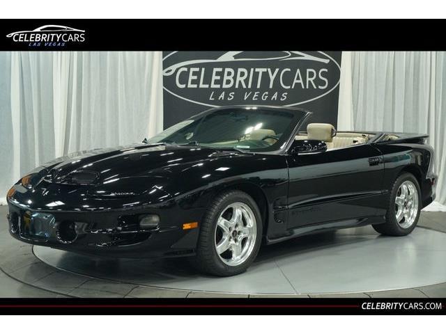 2002 Pontiac Firebird (CC-1378013) for sale in Las Vegas, Nevada