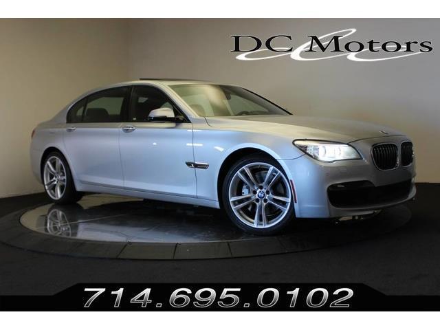 2014 BMW 7 Series (CC-1378019) for sale in Anaheim, California