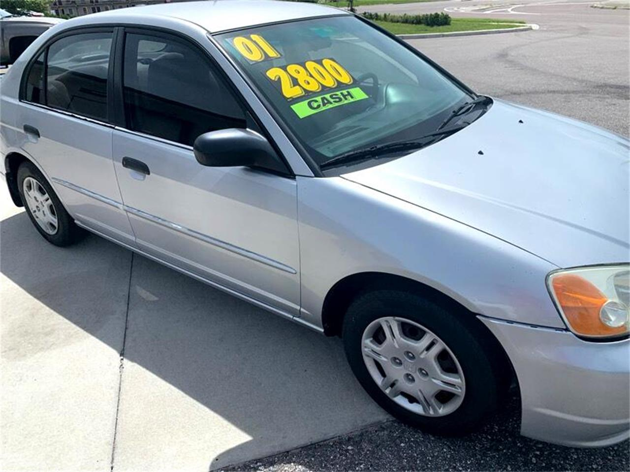 2001 Honda Civic (CC-1378020) for sale in Tavares, Florida