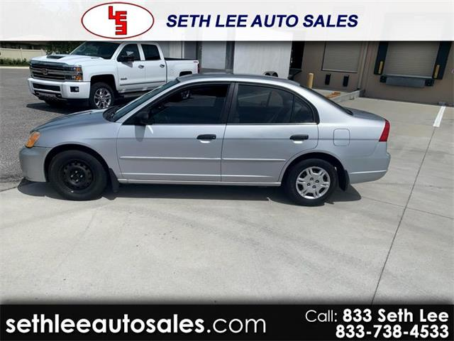 2001 Honda Civic (CC-1378020) for sale in Tavares, Florida