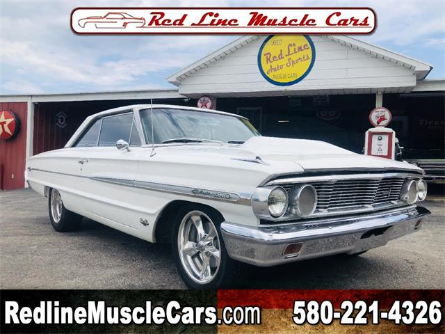 1964 Ford Galaxie 500 XL (CC-1378030) for sale in Wilson, Oklahoma