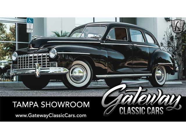 1948 Dodge Custom
