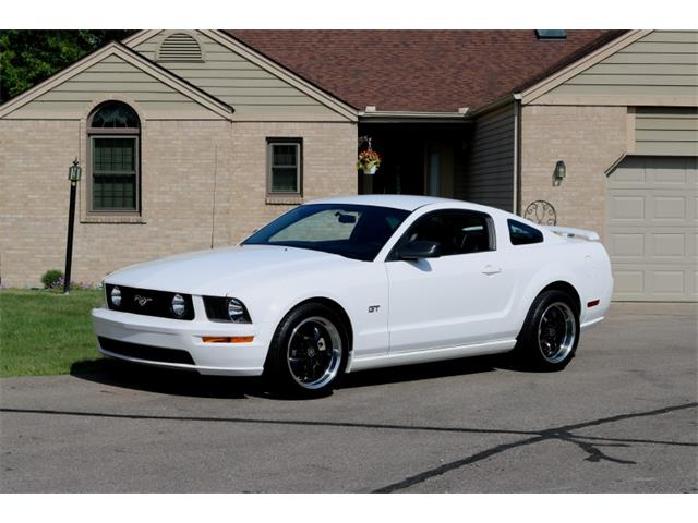 2007 Ford Mustang GT (CC-1378058) for sale in Davison, Michigan