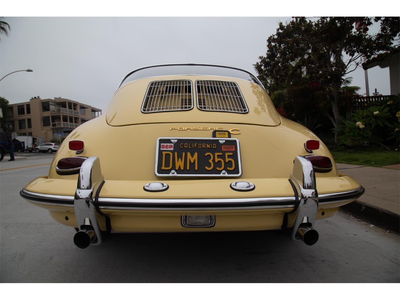 1965 Porsche 356C (CC-1378065) for sale in La Jolla, California