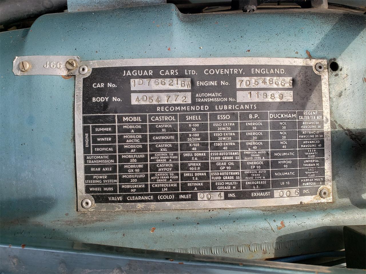 1966 Jaguar Mark X (CC-1378066) for sale in Altadena, California