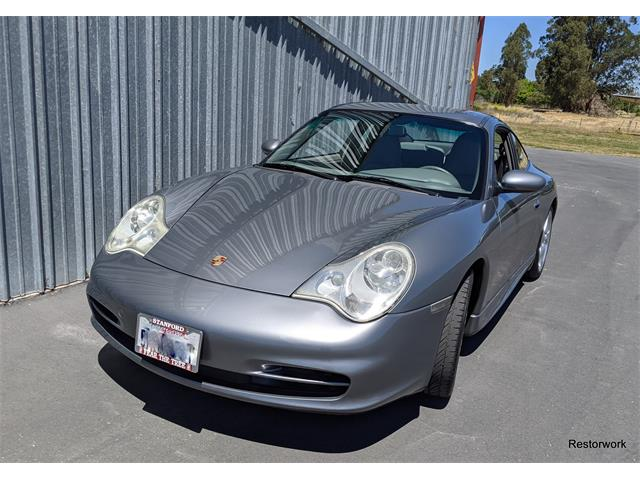 2004 Porsche 911 Carrera (CC-1378076) for sale in Sonoma, California