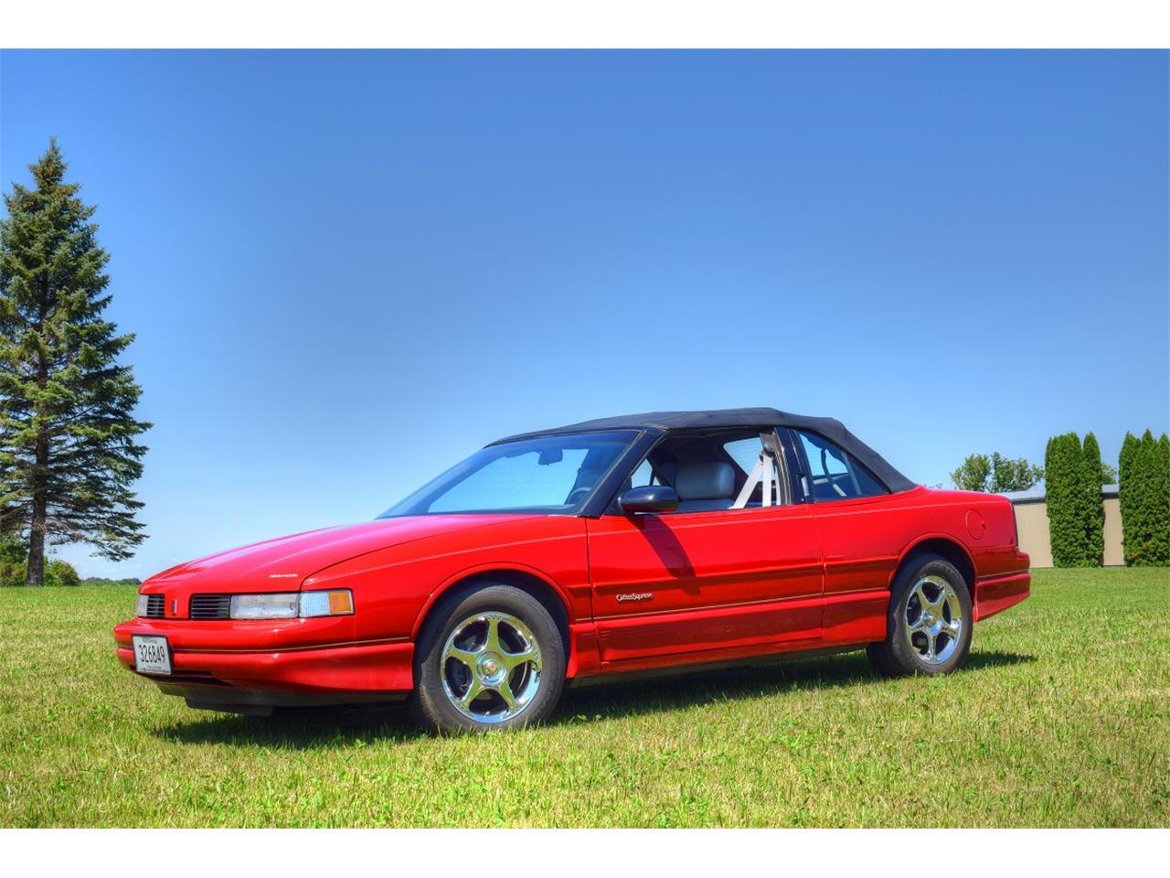 1991 Oldsmobile Cutlass (CC-1378077) for sale in Watertown, Minnesota