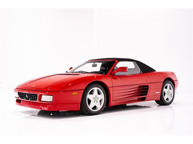 1994 Ferrari 348 Spider (CC-1378079) for sale in Montreal, Quebec