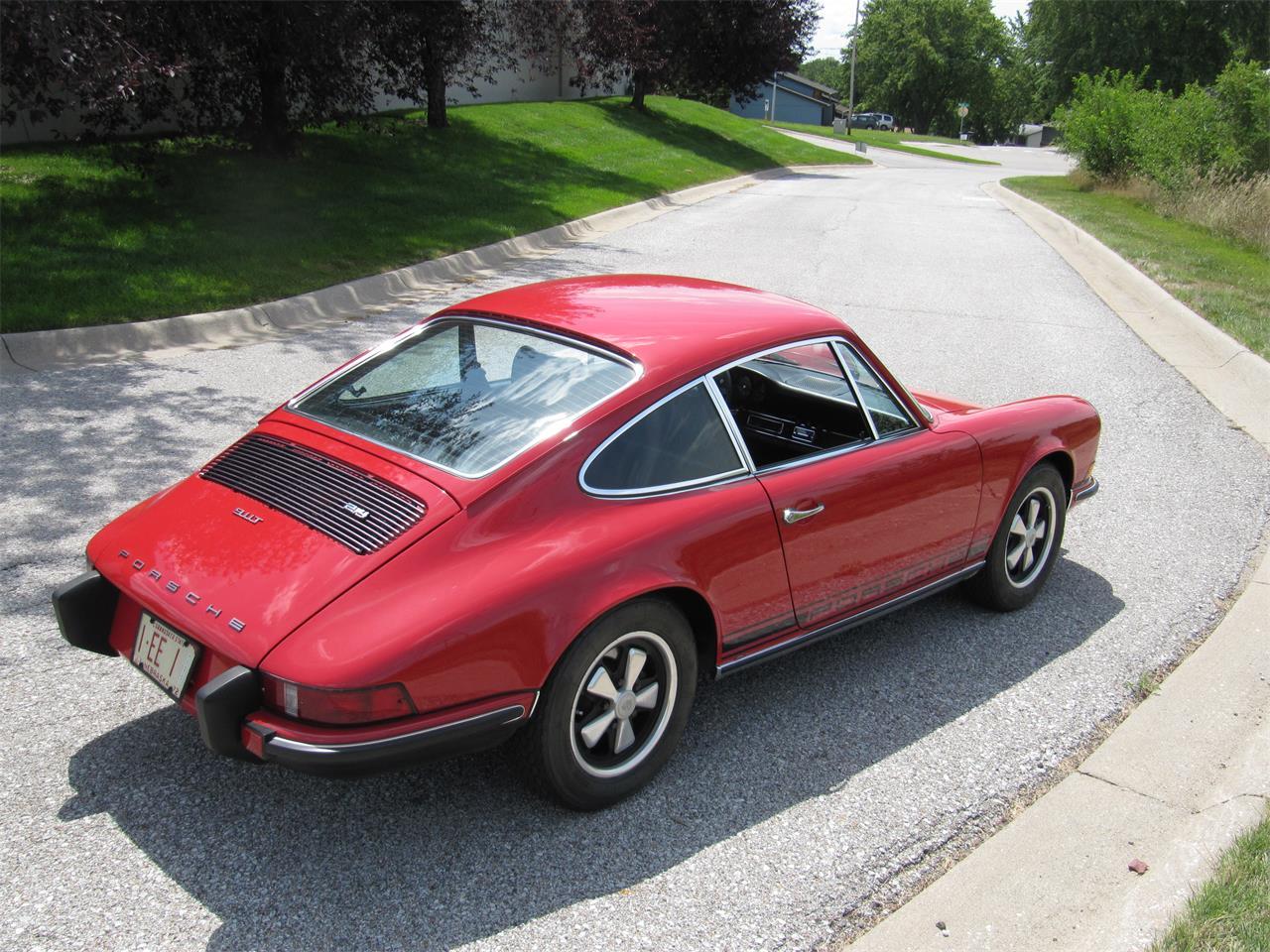 1973 Porsche 911T (CC-1378081) for sale in Omaha, Nebraska