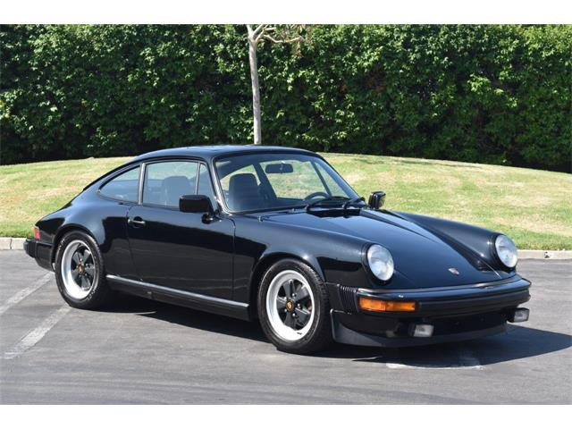 1983 Porsche 911SC (CC-1378084) for sale in Costa Mesa, California