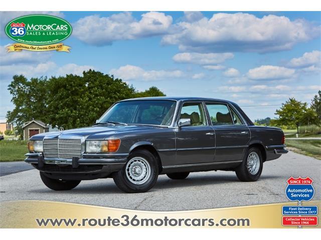 1977 Mercedes-Benz 450SEL (CC-1378085) for sale in Dublin, Ohio
