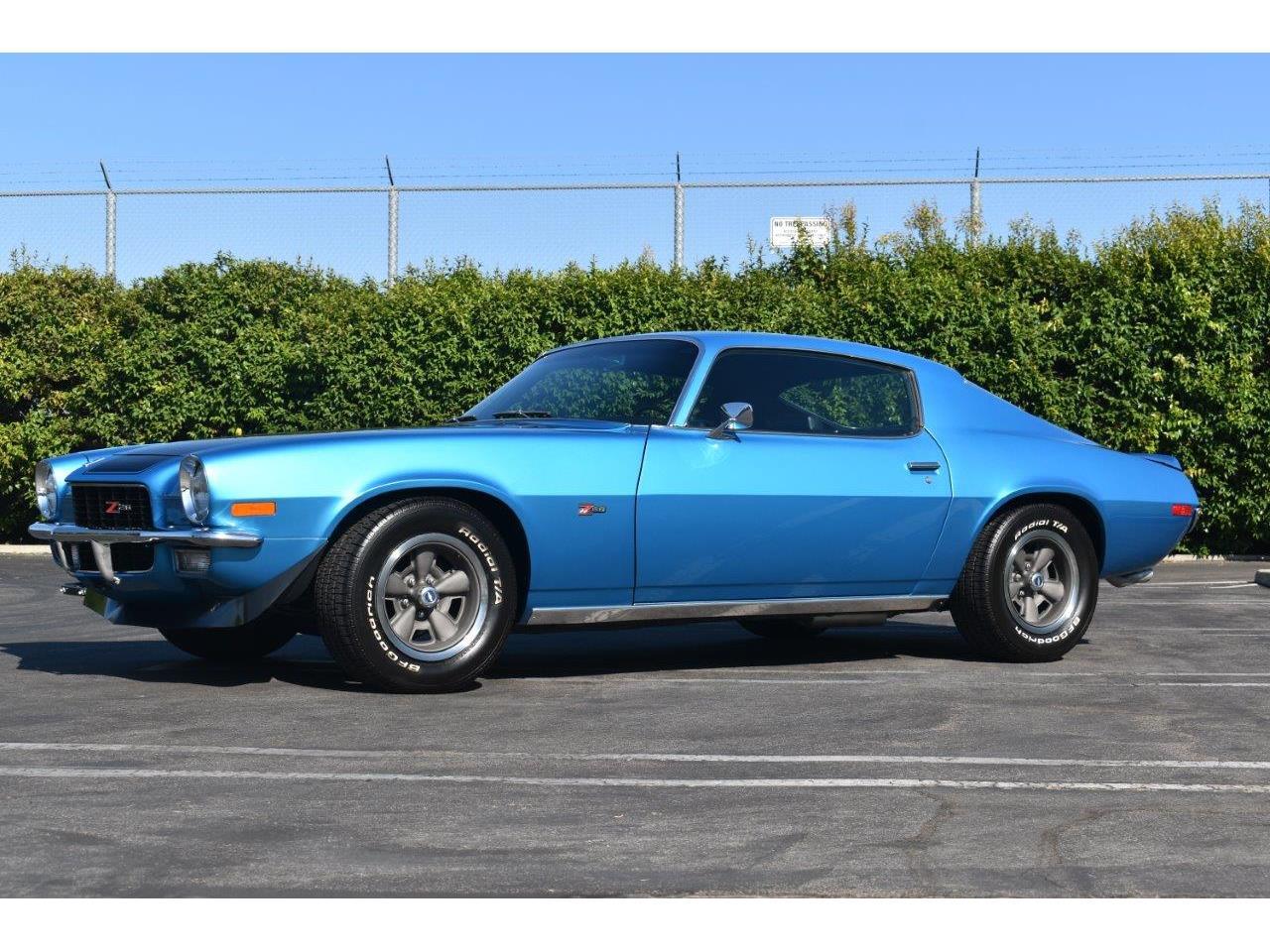 1970 Chevrolet Camaro Z28 (CC-1378086) for sale in Costa Mesa, California