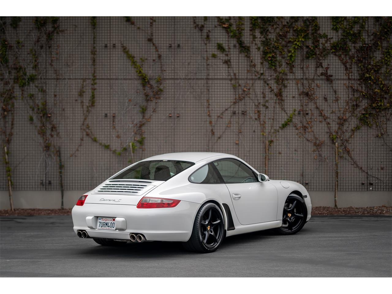 2008 Porsche 911 Carrera S (CC-1378091) for sale in Monterey, California