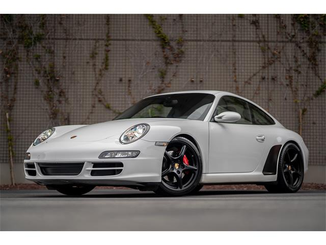 2008 Porsche 911 Carrera S (CC-1378091) for sale in Monterey, California