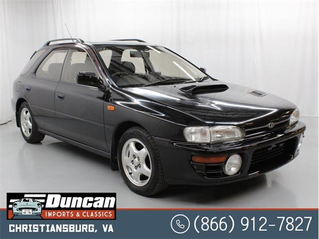 1994 Subaru Impreza (CC-1378099) for sale in Christiansburg, Virginia