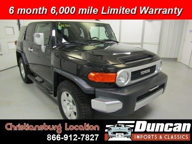 2007 Toyota FJ Cruiser (CC-1378102) for sale in Christiansburg, Virginia