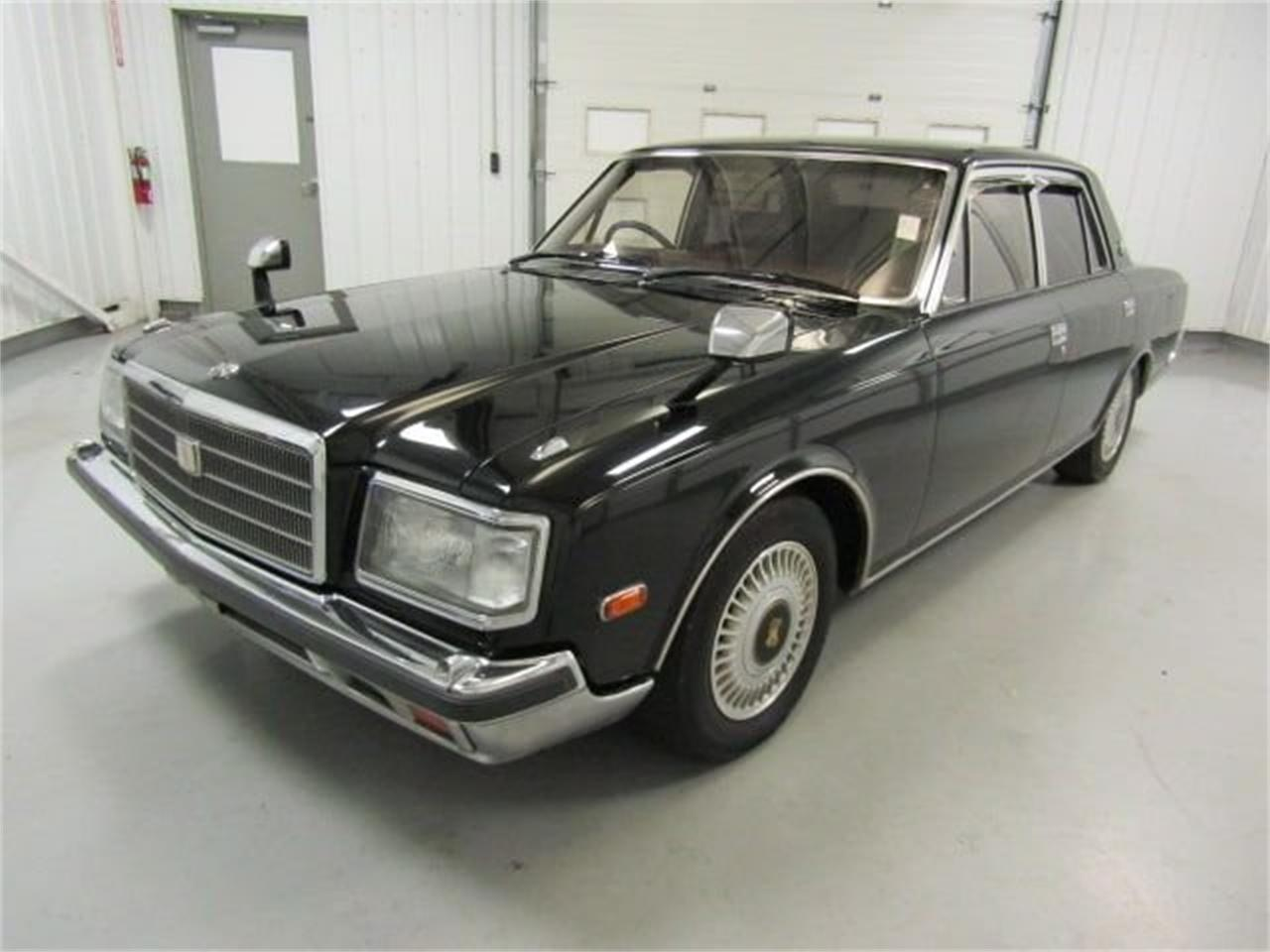 1989 Toyota Century (CC-1378106) for sale in Christiansburg, Virginia