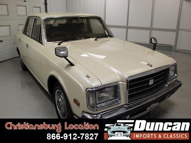 1986 Toyota Century (CC-1378107) for sale in Christiansburg, Virginia