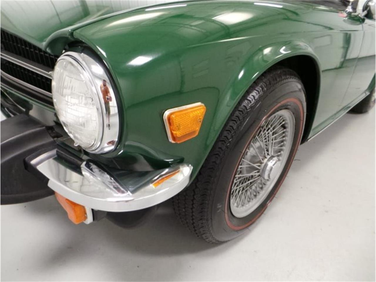 1976 Triumph TR6 (CC-1378108) for sale in Christiansburg, Virginia