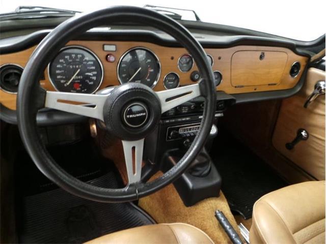 1976 Triumph TR6 (CC-1378108) for sale in Christiansburg, Virginia