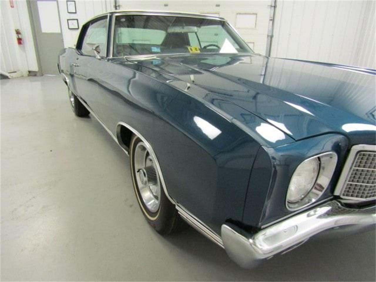 1970 Chevrolet Monte Carlo (CC-1378117) for sale in Christiansburg, Virginia
