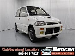 1991 Mitsubishi Minica (CC-1378118) for sale in Christiansburg, Virginia