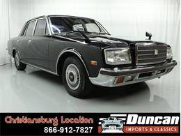1991 Toyota Century (CC-1378120) for sale in Christiansburg, Virginia